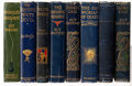 Books:Mystery & Detective Fiction, Guy Boothby. Group of Eight First Editions. London: [Various Publishers], 1896-1902.... (Total: 8 Items)