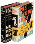 Books:Mystery & Detective Fiction, Anthony Berkley. Group of Two First American Editions. New York: The Crime Club, Inc., 1931-1934. . ... (Total: 2 Items)