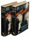 Books:Mystery & Detective Fiction, Robert Archer. Death on the Waterfront. New York: The Crime Club, Inc., 1941. First edition of the author's first bo... (Total: 2 Items)