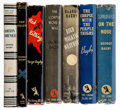 Books:Mystery & Detective Fiction, George Bagby. Group of Seven First Editions. New York: The Crime Club, Inc., 1938-1956.. ... (Total: 7 Items)