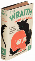 Books:Mystery & Detective Fiction, Philip MacDonald. The Wraith. New York: The Crime Club, Inc., [1931]. First American edition.. ...