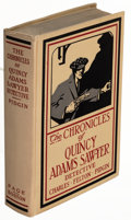Books:Mystery & Detective Fiction, Charles Felton Pidgin and J. M. Taylor. The Chronicles of Quincy Adams Sawyer, Detective. Boston: L. C. Page & Company, 1912...