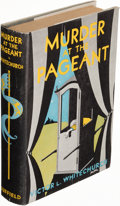 Books:Mystery & Detective Fiction, Victor L. Whitechurch. Murder at the Pageant. New York: Duffield & Company, 1931. First U. S. edition....