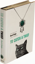 Books:Mystery & Detective Fiction, David Dodge. To Catch a Thief. New York: Random House, [1952]. First edition....