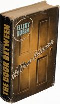 Books:Mystery & Detective Fiction, Ellery Queen. The Door Between. A Problem in Deduction. New York: Frederick A. Stokes Company, 1937. First editi...