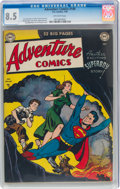 Adventure Comics #148 (DC, 1950) CGC VF+ 8.5 Off-white pages