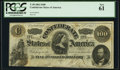 Confederate Notes:1862 Issues, T49 $100 1862 PF-2 Cr. 348 PCGS New 61.. ...