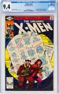Modern Age (1980-Present):Superhero, X-Men #141 (Marvel, 1981) CGC NM 9.4 Off-white pages....