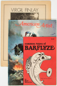 Fanzines Group of 32 (Various Publishers, 1962-2016) Condition: Average FN.... (Total: 32 Items)