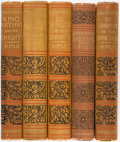 Books:Children's Books, Howard Pyle. Group of Five King Arthur and Robin Hood Books, comprising: The Story of King Arthur and His Knights. N... (Total: 5 Items)