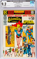 Bronze Age (1970-1979):Superhero, Adventure Comics #416 Murphy Anderson File Copy (DC, 1972) CGC NM- 9.2 Off-white to white pages....
