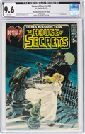 House of Secrets #88 Murphy Anderson File Copy (DC, 1970) CGC NM+ 9.6 White pages