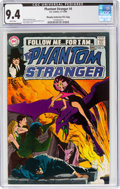 Silver Age (1956-1969):Horror, The Phantom Stranger #4 Murphy Anderson File Copy (DC, 1969) CGC NM 9.4 White pages....