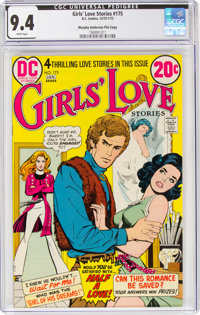 Girls' Love Stories #175 Murphy Anderson File Copy (DC, 1972) CGC NM 9.4 White pages