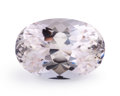 Gems:Faceted, Gemstone: Danburite - 25.85 Cts.. Mexico. 22.58 x 15.41 x 12.17 mm. ...