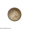 Proof Indian Cents: , 1861 1C PR63 ANACS....