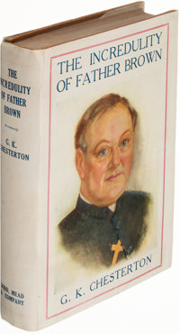 G. K. Chesterton. The Incredulity of Father Brown. New York: Dodd, Mead and Company, 1926. Firs