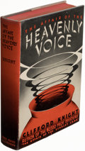 Books:Mystery & Detective Fiction, Clifford Knight. The Affair of the Heavenly Voice. New York: Dodd, Mead & Company, 1937. First edition....