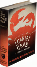 Books:Mystery & Detective Fiction, Clifford Knight. The Affair of the Scarlet Crab. New York: Dodd, Mead & Company, 1937. First edition....