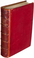 Books:Fore-edge Paintings, [Fore-Edge Painting]. Walter Scott. The Poetical Works of Sir Walter Scott. Including Introduction and Notes. Lo...