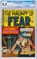 Golden Age (1938-1955):Horror, Haunt of Fear #16 (#2) (EC, 1950) CGC NM- 9.2 Off-white to white pages....