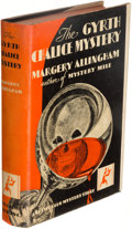 Books:Mystery & Detective Fiction, Margery Allingham. The Gyrth Chalice Mystery. An Albert Campion Detective Story. Garden City: The Crime Club, In...