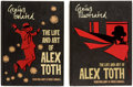 Books:Fine Press and Limited Editions, The Life and Art of Alex Toth: Genius Isolated and Genius Illustrated Group (IDW, 2011).... (Total: 2 Items)