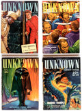 Pulps:Horror, Unknown Group of 19 (Street & Smith, 1939-48) Condition: Average FN.... (Total: 19 Items)