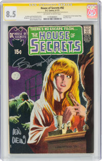 House of Secrets #92 Signature Series (DC, 1971) CGC VF+ 8.5 Off-white to white pages