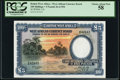 British West Africa West African Currency Board 100 Shillings = 5 Pounds 26.4.1954 Pick 11b PCGS Choice About New 58...