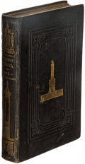 Books:Literature Pre-1900, [Edgar Allan Poe]. Siope. A Fable. In the manner of the Psychological Autobiographies. [In The Baltimore Book,...