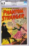 Golden Age (1938-1955):Horror, The Phantom Stranger #3 Murphy Anderson File Copy (DC, 1953) CGC FN+ 6.5 Cream to off-white pages....