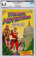 Golden Age (1938-1955):Science Fiction, Strange Adventures #38 Murphy Anderson File Copy (DC, 1953) CGC FN+ 6.5 Off-white pages....