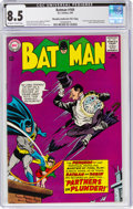 Silver Age (1956-1969):Superhero, Batman #169 Murphy Anderson File Copy (DC, 1965) CGC VF+ 8.5 Off-white to white pages....