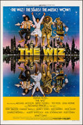 """Movie Posters:Musical, The Wiz (Universal, 1978). Flat Folded, Very Fine/Near Mint. One Sheet (27"""" X 41""""). Musical.. ..."""