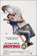 """Movie Posters:Comedy, Moving & Other Lot (Warner Bros., 1988). Rolled & Flat Folded, Very Fine-. One Sheets (2) (27"""" X 41""""). Chris Consani Artwork... (Total: 2 Items)"""