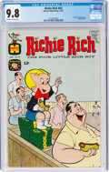 Silver Age (1956-1969):Humor, Richie Rich #63 (Harvey, 1967) CGC NM/MT 9.8 Off-white to ...