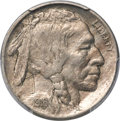 Buffalo Nickels, 1916 5C Doubled Die Obverse, FS-101 -- Cleaned -- PCGS Genuine. AU Details....