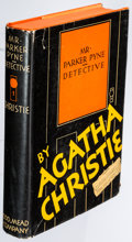 Books:Mystery & Detective Fiction, Agatha Christie. Mr. Parker Pyne, Detective. New York: Dodd, Mead & Company, 1934. First U. S. edition....