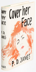 Books:Mystery & Detective Fiction, P. D. James. Cover Her Face. London: Faber and Faber, [1962]. First edition....