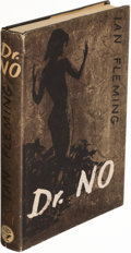 Books:Mystery & Detective Fiction, Ian Fleming. Dr. No. London: Jonathan Cape, [1958]. First edition....