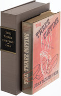 Books:Mystery & Detective Fiction, John Dickson Carr. The Three Coffins. New York: Harper & Brothers, 1935. First edition....
