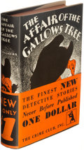 Books:Mystery & Detective Fiction, Stephen Chalmers. The Affair of the Gallows Tree. Garden City: The Crime Club, Inc., 1930. First edition....