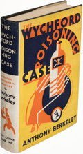 Books:Mystery & Detective Fiction, Anthony Berkeley. The Wychford Poisoning Case. Garden City: The Crime club, Inc., 1930. First U. S. edition....