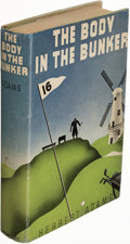 Books:Mystery & Detective Fiction, Herbert Adams. The Body in the Bunker. Philadelphia: J. B. Lippincott Company, [1935]. First U. S. edition....