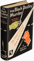 Books:Mystery & Detective Fiction, Margery Allingham. The Black Dudley Murder. Garden City: The Crime Club, Inc., 1929. First U. S. edition....