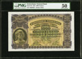 World Currency, Switzerland National Bank 1000 Franken 29.4.1955 Pick 37i PMG About Uncirculated 50.. ...