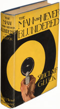 Books:Mystery & Detective Fiction, Sinclair Gluck. The Man Who Never Blundered. New York: Dodd, Mead and Company, 1929. First edition....