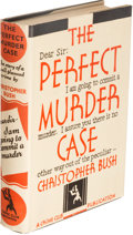 Books:Mystery & Detective Fiction, Christopher Bush. The Perfect Murder Case. New York: The Crime Club, Inc., 1929. First American edition.. ...