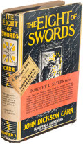 Books:Mystery & Detective Fiction, John Dickson Carr. The Eight of Swords. New York: Harper & Bothers, Publishers, 1934. First edition....